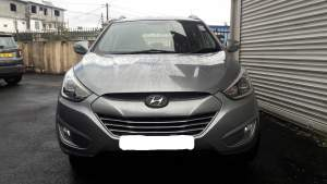 Hyundai IX35 - SUV Cars on Aster Vender