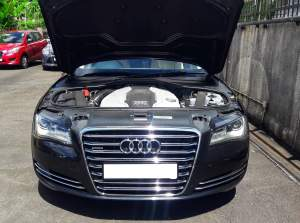 Audi A8L  - Luxury Cars on Aster Vender