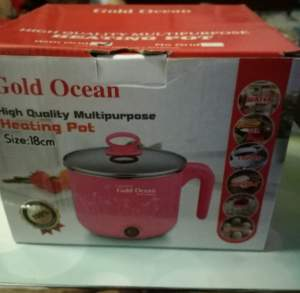 rice cooking steamer pot