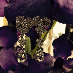 Chandelier earrings  - Earrings on Aster Vender