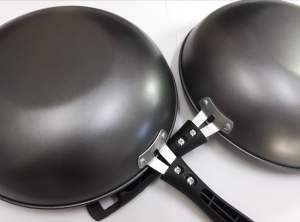 Stainless steel Pan non stick - All household appliances on Aster Vender