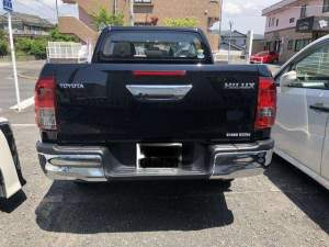 2018 TOYOTA HILUX - SUV Cars on Aster Vender