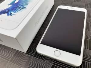Apple iPhone 6s Plus 32GB Silver Unlocked - iPhones on Aster Vender
