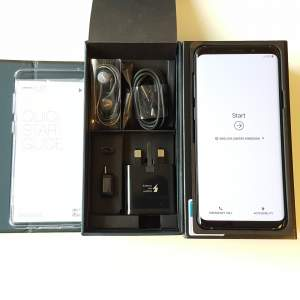 Samsung Galaxy S9 + SM-G965F DS - 128GB - (Unlocked - Android Phones on Aster Vender