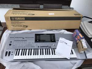 yamaha tyros 5 unboxing - Piano on Aster Vender