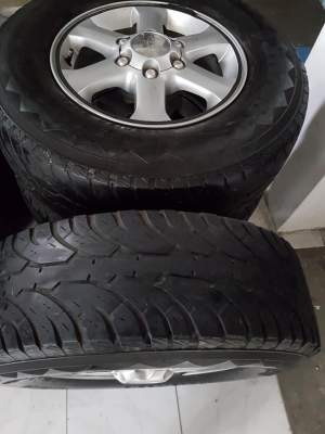 Tyres - Spare Part on Aster Vender