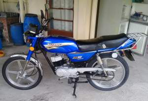 suzuki AX100 - Roadsters on Aster Vender