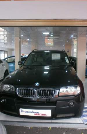 BMW X 3 - SUV Cars on Aster Vender