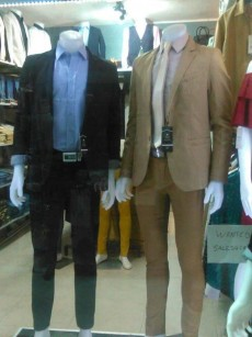 One complete set for men ( Shirt, Trousers, Coat) as from Rs 2500. - Suits (Men) on Aster Vender