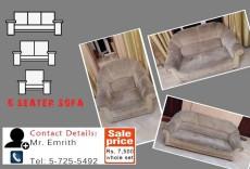 SOFA - 6 Seats - Living room sets on Aster Vender