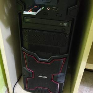 CPU Core i5 + 8GB RAM + 1TB HDD + 120SSD - PS4, PC, Xbox, PSP Games on Aster Vender