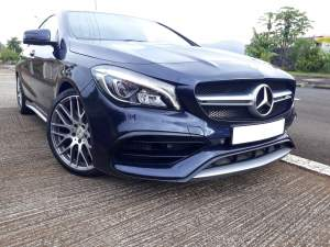 2017 Mercedes-Benz CLA 45 AMG 4Matic Turbo - Sport Cars on Aster Vender