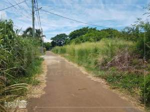 Residential land of 9 perches is for sale in Pointe Aux Piments - Land on Aster Vender