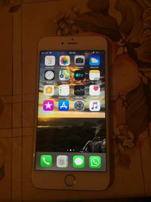 iPhone 6s Plus  - iPhones on Aster Vender