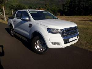 2018 Ford Ranger XLT 3.2 - Pickup trucks (4x4 & 4x2) on Aster Vender