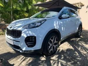 2017 Kia Sportage GT Line - SUV Cars on Aster Vender
