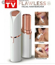 Flawless facial hair remover - Depilation products on Aster Vender