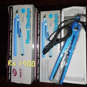 Hair straightener  - Other Hair Care Products on Aster Vender