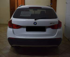BMW X1 - White - SUV Cars on Aster Vender