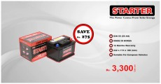 Battery Point Ltd - Spare Part on Aster Vender
