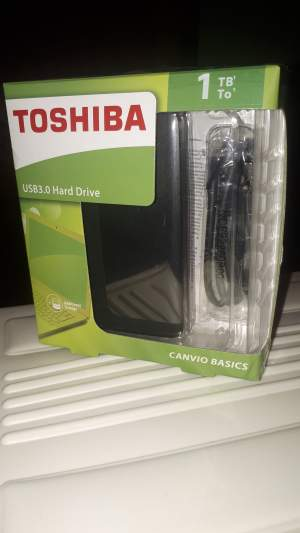TOSHIBA CANVIO 1TB  - All Informatics Products on Aster Vender
