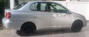 toyota Platz - Family Cars on Aster Vender
