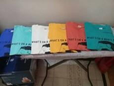 Tshirt xxl for sale - T shirts (Men) on Aster Vender