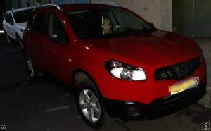 Nissan Qashqai+2 for sale - SUV Cars on Aster Vender