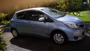 Toyota Vitz 2012 - Compact cars on Aster Vender