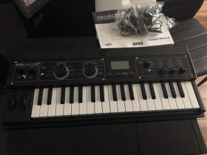 Microkorg XL+ - Synthesizer on Aster Vender