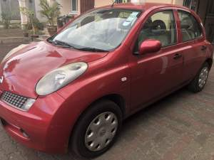 Nissan March Ak12 Car - Compact cars on Aster Vender