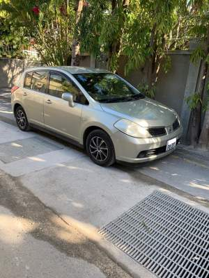 Good opportunity - Nissan Tiida Car for Sale - Compact cars on Aster Vender