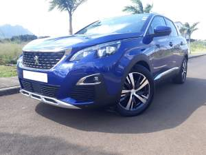 2018 Peugeot 3008 Allure Puretech 1.2 - SUV Cars on Aster Vender