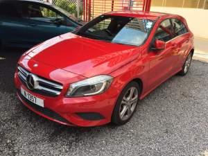 Mercedes Benz A 180 - Sport Cars on Aster Vender