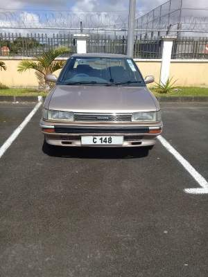 Toyota EE90 Yr 88 - Family Cars on Aster Vender