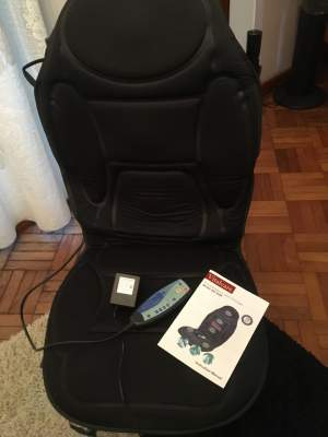 MASSAGE ELECTRIQUE PORTATIVE POUR VOITURE OU BUREAU - Massage products on Aster Vender