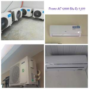 Air conditioning  - Home repairs & installation on Aster Vender