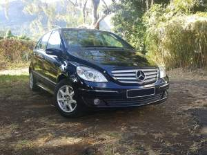 2007 Mercedes Benz B 150 - Family Cars on Aster Vender