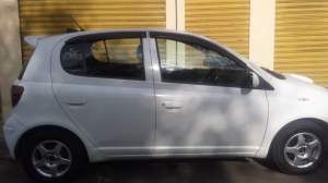 Toyota vitz 2003 - Family Cars on Aster Vender