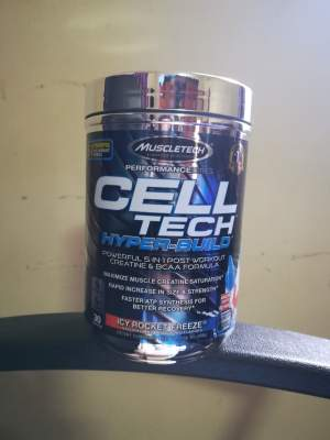 Cell Tech hyper-build - Nutrition supplements on Aster Vender