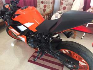 KTM RC 250 - Sports Bike on Aster Vender