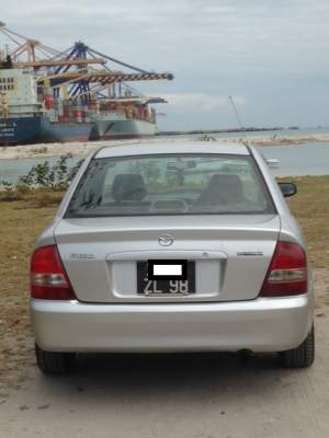 Mazda Familia For Sale - Family Cars on Aster Vender