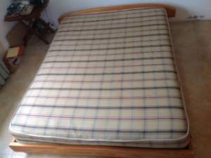 Double bed - Bedroom Furnitures on Aster Vender