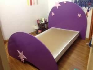 Girl's single bed - Bedroom Furnitures on Aster Vender
