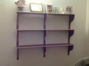 Shelf - Bedroom Furnitures on Aster Vender