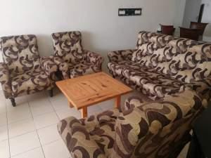 Sofa set 3+1+1+1 - Living room sets on Aster Vender