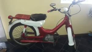 Mini Honda - Scooters (upto 50cc) on Aster Vender