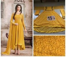 Semi stitched salwar - Dresses (Women) on Aster Vender