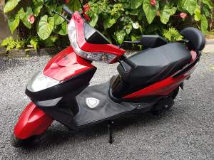 Electric bike - Scooters (upto 50cc) on Aster Vender