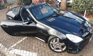 2006 Mercedes Benz SLK55 AMG - Sport Cars on Aster Vender
